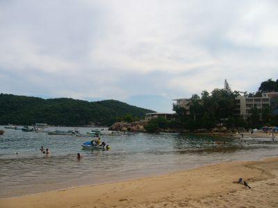Playa de Caletilla Acapulco