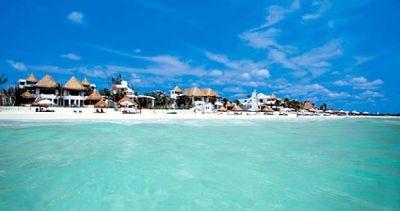 Playa del Carmen el paraíso de la Riviera Maya