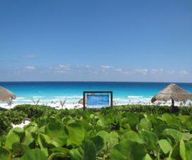 Playa Delfines Cancún Quintana Roo México