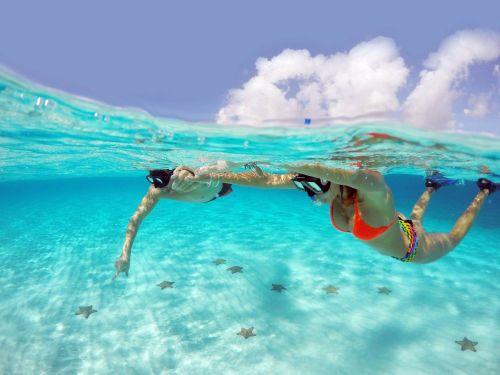 Playa El Cielo Cozumel Tour de Snorkel