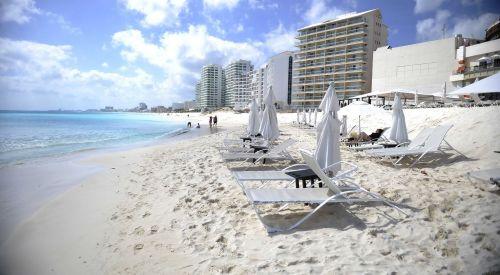 Playa Gaviota Azul Cancún