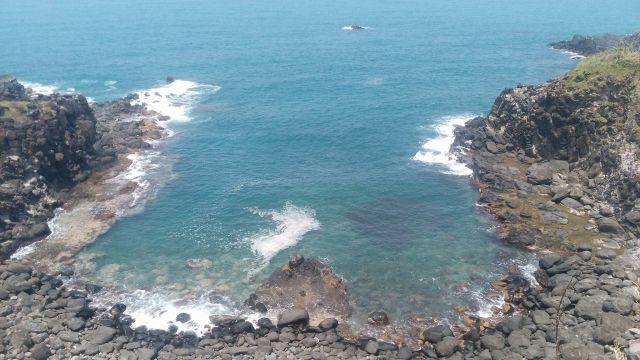Playa Hermosa Zona de los Tuxtlas Veracruz