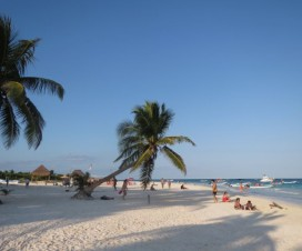 Playa Paraíso Tulum Riviera Maya
