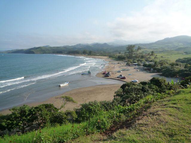 Playa Punta Roca Partida Veracruz