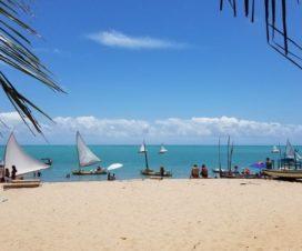 Playas de Maceió, Brasil