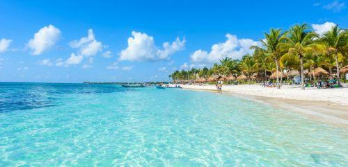 Playas Hermosas en Cancún