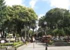 Plaza de Armas Zócalo de Huauchinango Puebla