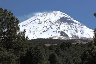 Popocatépetl Puebla