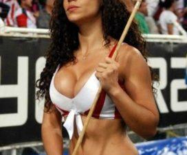 Edecanes Mexicanas Bellísimas Fútbol