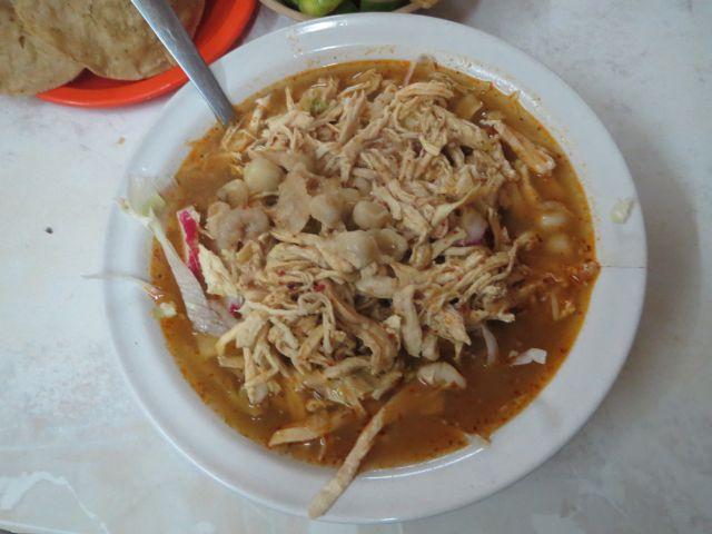 Pozolería Chapala Puebla
