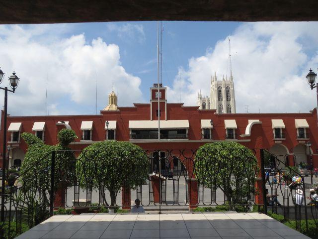 Presidencia Municipal de Xicotepec de Juárez Puebla