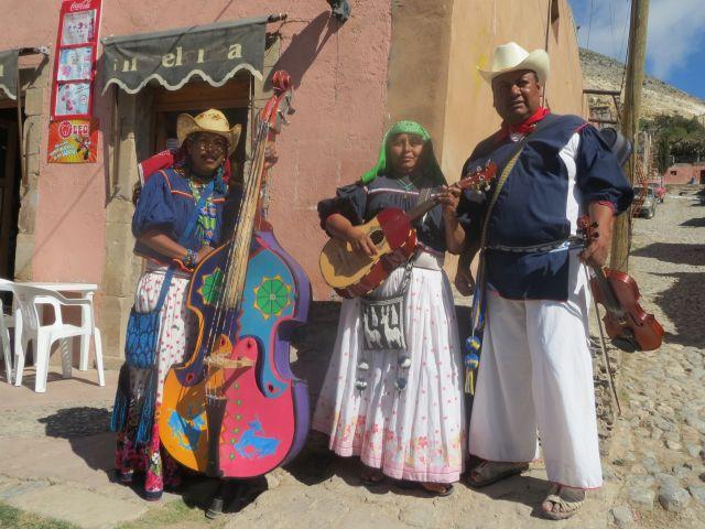 Principales Etnias de México