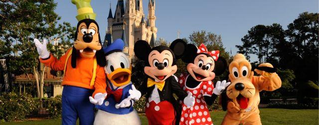 Promoción de Entradas a Walt Disney World Resort