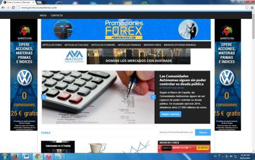 Promociones Forex