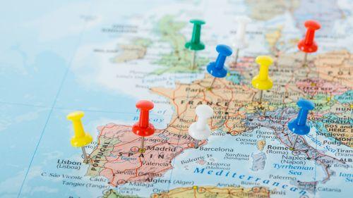 ¿Qué países conforman el Espacio Schengen?