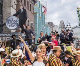 Race Through New York Starring Jimmy Fallon ya está abierta en Universal Orlando Resort