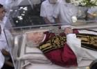 Reliquias de Juan Pablo II en Puebla