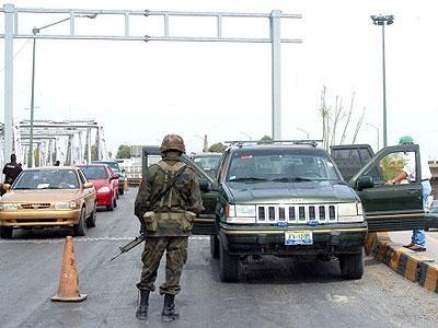 Que Hacer en Caso de Ver un Retén Militar