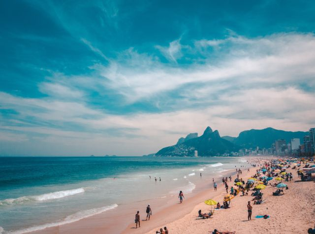 Río de Janeiro y el encanto de sus playas