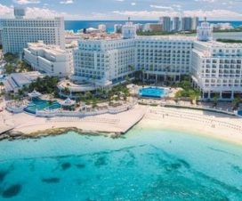 Riu Cancún México Hotel Todo Incluido a un Excelente Precio