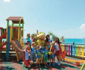 RiuLand El Paraíso de los Niños en Riu Emerald Bay Mazatlán
