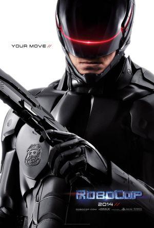 Robocop Película 2014 Poster