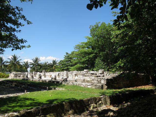 Ruinas Arqueológicas de San Miguelito Cancún
