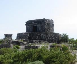 Ruinas de Tulum en la Riviera Maya