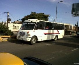Transporte Público en Puebla
