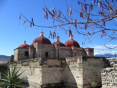 Ruta de los conventos Morelos