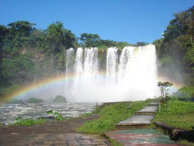 Salto de Eyipantla Veracruz