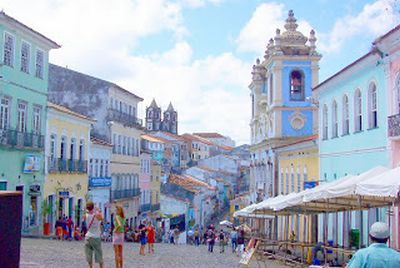 Salvador de Bahía Brasil 2014