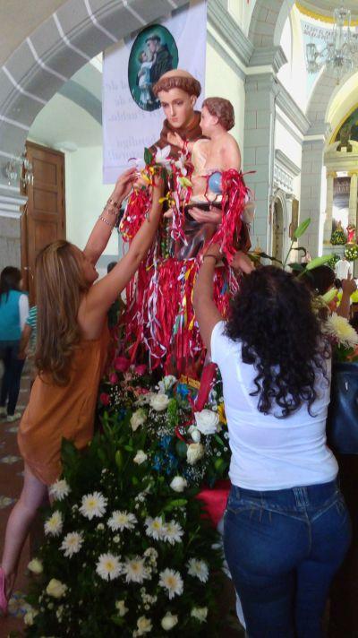 San Antonio de Padua Puebla
