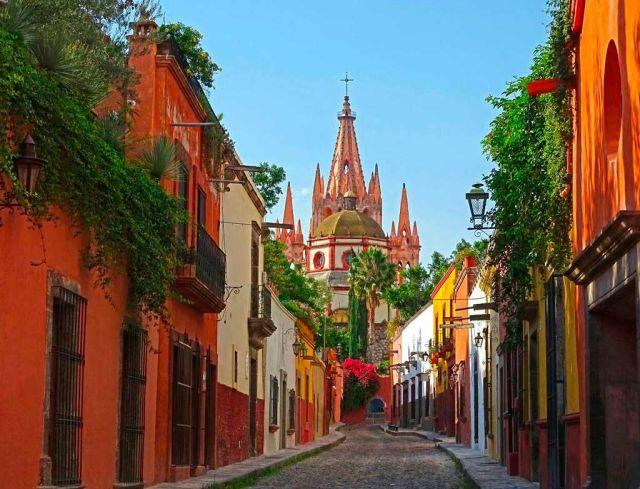 San Miguel de Allende El Corazón de México