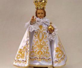 Santo Niño Jesús de Praga Puebla México