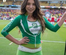 Edecanes Futbol Santos Laguna