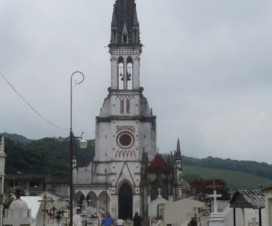 Santuario de Guadalupe o Iglesia de los Jarritos Cuetzalan Puebla