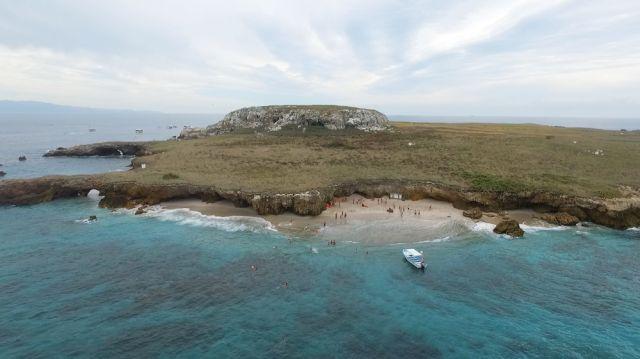 Se Abre Sendero en Islas Marietas como una Nueva Alternativa para el Turismo Sustentable