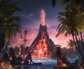 Se Revelan Detalles de la Historia Detrás de Universal's Volcano Bay