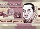 Ernesto Cordero Nuevo Billete de 6 mil Pesos