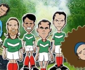 Partidos de la Selección Mexicana 2011