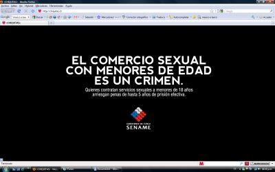 Campaña Pedofilia