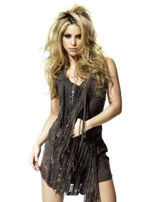 Shakira Sale el Sol Video