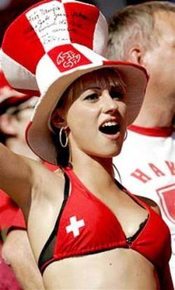 Edecanes Suizas Fútbol