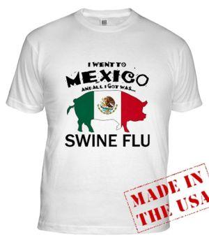 Influenza Porcina México