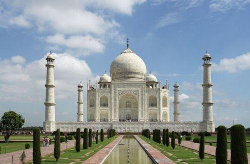 Taj Mahal Viajes a la India