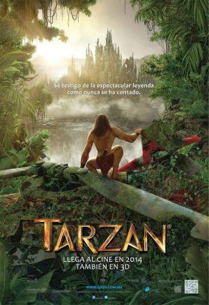 Tarzán Película Poster