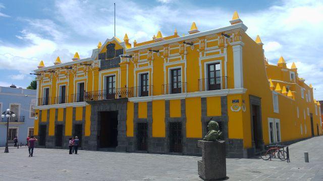 Teatro Principal Puebla Fotos