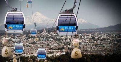 El Teleférico de Puebla