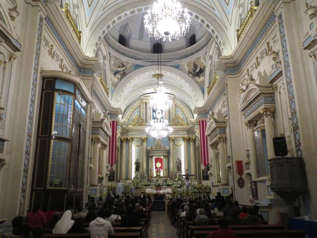 Templo de la Limpia Concepción Puebla Fotos